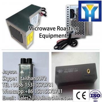 Peanut microwave drying/bake/sterilization equipment