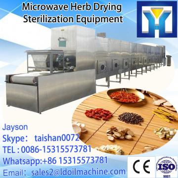 Big capacity fast microwave heating ready meal machine/microwave drying machine