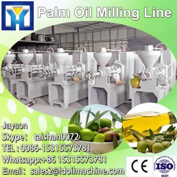 1t/d cpko crude palm kernel oil refinery machine