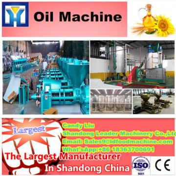 China Gold Supplier oil refining machine / groundnut oil press machine