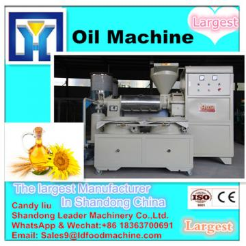 High oil yield mustard seed oil press machine with good price