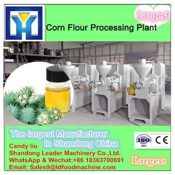 Crude corn oil refining machinery / sunflower oil refining equipment