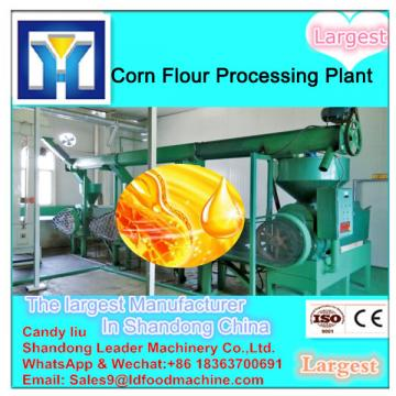 5T/D cottonseed oil refinery machine/plant of oil refining