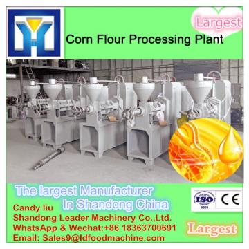The newest technology sunflower oil refining plant with CE made in india