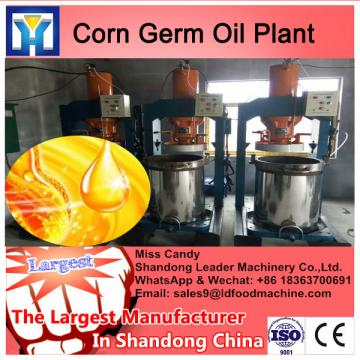 Refined copra oil making machine