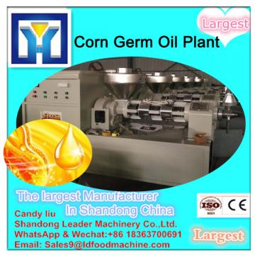 High performance rice bran oil refining machine