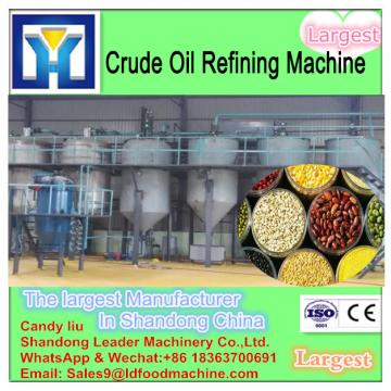 Sunflower seed screw press mini crude oil refinery