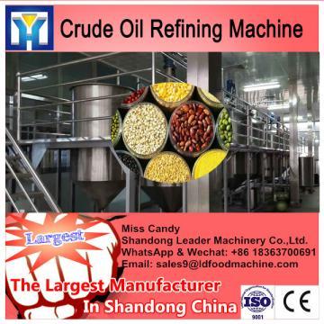 LD'E refining of crude palm kernel oil equipment