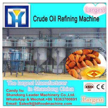 rapeseed oil production line with engioneers overseas for installation and supervision