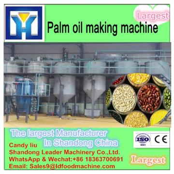 crude copra oil refinery plants/palm oil production line