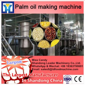 2015 ISO09001:2000 CE Approved new type automatic palm oil processing machine vegetable oil refinery equipment