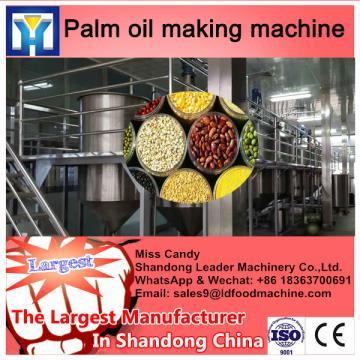 20TPD palm oil fractionation plant