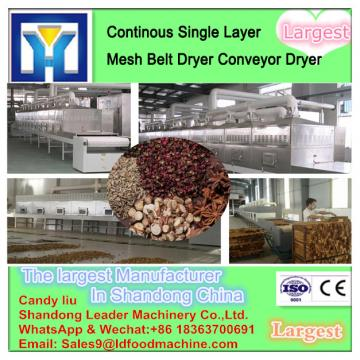 DW Model Continuous Algae Belt Dryer /Algae Conveyor Dryer/Algae Dryer