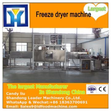Food processing machine mini banana fruit freeze dryer banana Lyophilizer