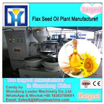 Stainless steel castor bean oil mill machine