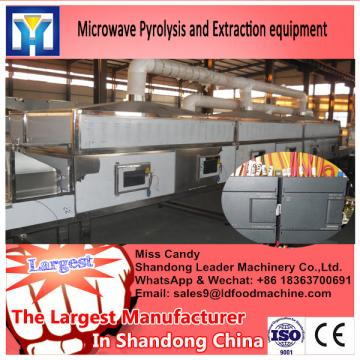 Manufacturer Microwave equipment Chinese Herbs