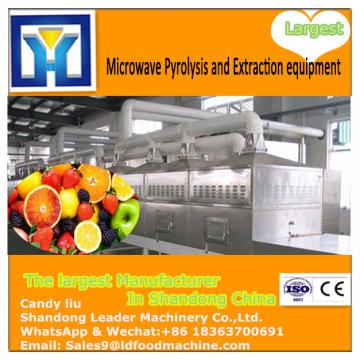 Manufacturer Microwave equipment medicinal powder