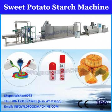 sweet potato starch production line I making plant fullset machine stainless steel