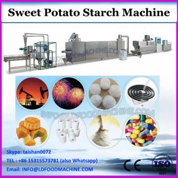 Hot selling sweet potato crushing equipment / potato starch machinery line