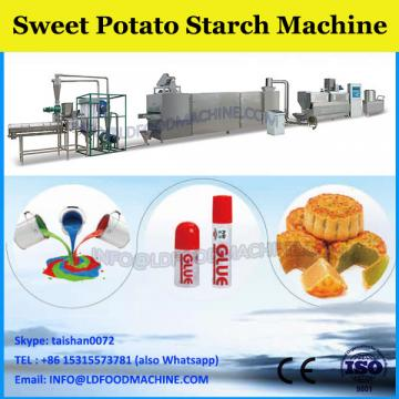 Rotary drum rasper equipment for sweet potato starch industry