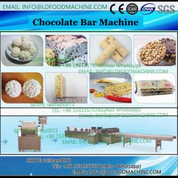 automatic chocolate fold wrapper/Square chocolate foil wrapping machine