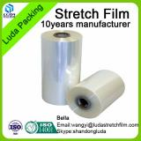 canton fair lldpe plastic foil packaging Roll stretch wrap film 50cm x 20mic