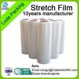 Casting Transparent Polyethylene Jumbo Roll Pallet Wrap LLDPE Machine Stretch Film