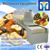 Small sized microwave  dryer oven machinery