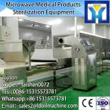 LD conveyor belt microwave drying and cooking oven for prawn