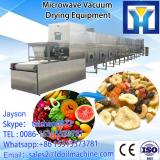 Microwave Drying and Sterilization Equipment for tablets pill in medicine indudstry