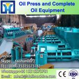 2-500TPD sunflower crude oil refinery machine