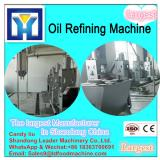 Degumming, deodorization, decolor and decidification small scale palm oil refining machinery