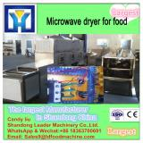 Industrial microwave saffron tray dryer