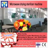 Low Temperature Sichuan Pepper Microwave  machine factory