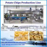 high quality potato frying production line