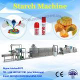 Hot sale corn grits making machine maize starch maker machine