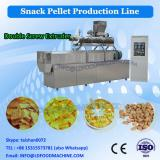Commercial fried papad pani puri pellet snack food products extruder machine/manufacturing equipment line Jinan DG machinery