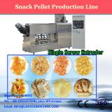 Extruded wave round chip food making machinery