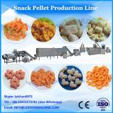 hot sale fried bugles puffed snack food pellet processing making machine