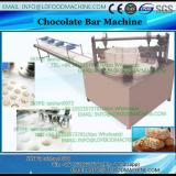 Electric driving coin-shaped chocolate packaging machine