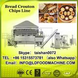 full automatic bread crouton machine