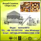 Industrial Automatic Bakery Bread Croutons Machine