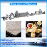 Matching bread crouton cutter bread crumb grinding machine