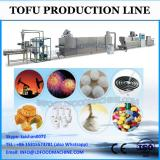 905ml cold tofu container KOYO production three sided sealing machine bottle shaped pouches/bags for water in Nigeria