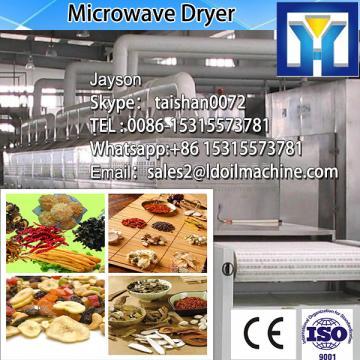 microwave industrial tunnel Potato chips roasting equipment/baking machine