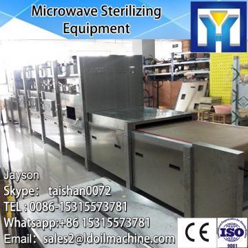 Tomato Tunnel Microwave Dryer and Sterilization Machine