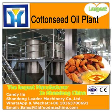 Continuous refinery line mustard oil refining machine