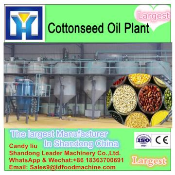 Hot selling corn oil extraction plant/mini crude oil refinery suppliers