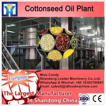 Four refining sections mustard oil mill equipment