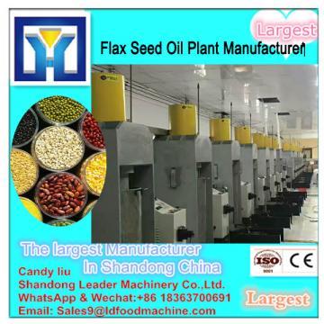 Supplier Dinter Brand palm olein refining machine